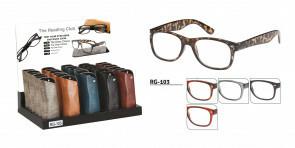 RG-103 Display Reading glasses