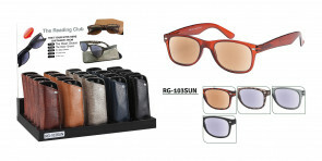 RG-103SUN Display Reading glasses