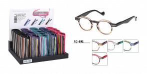 RG-192 Display Reading glasses