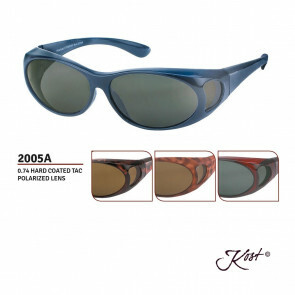 2005 Kost Polarized Fit Over