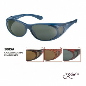 2005A Kost Polarized Fit Over