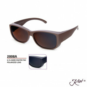 2008A Kost Polarized Fit Over
