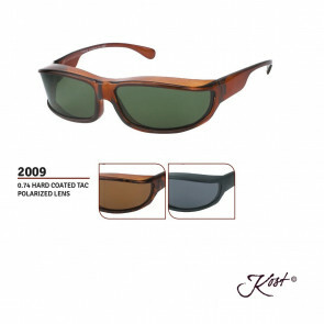 2009 Kost Polarized Fit Over