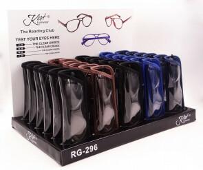 RG-296 Reading glasses